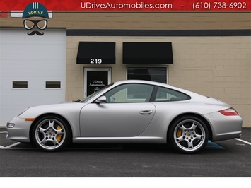 2005 Porsche 911 7k Miles 911S 997 6 Spd PCCB's Sport Seats Chrono Coupe