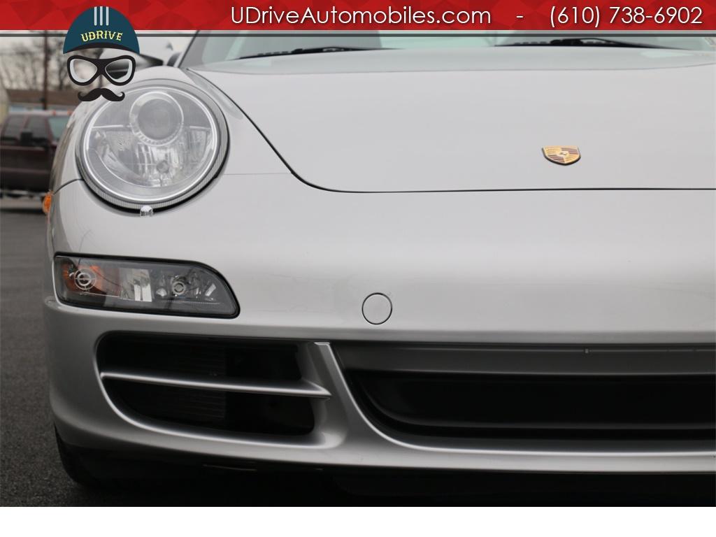 2005 Porsche 911 7k Miles 911S 997 6 Spd PCCB's Sport Seats Chrono - Photo 7 - West Chester, PA 19382