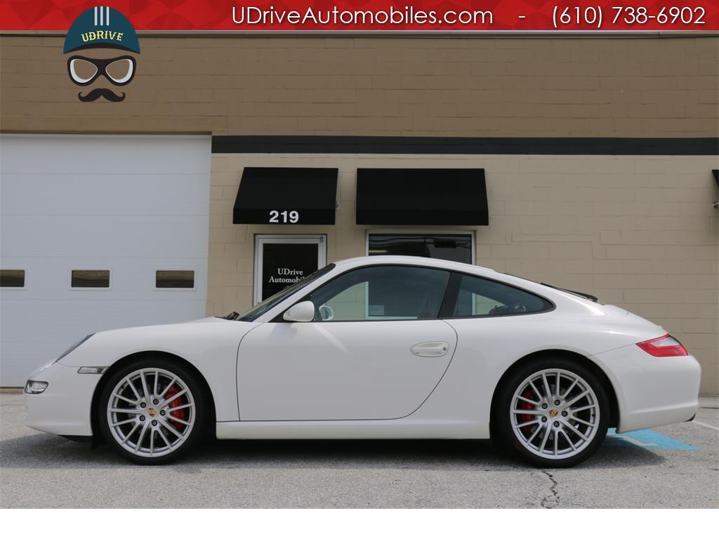 2006 Porsche 911 Carrera S 6 Speed Sport Seats Sport Chrono   Photo 1   West