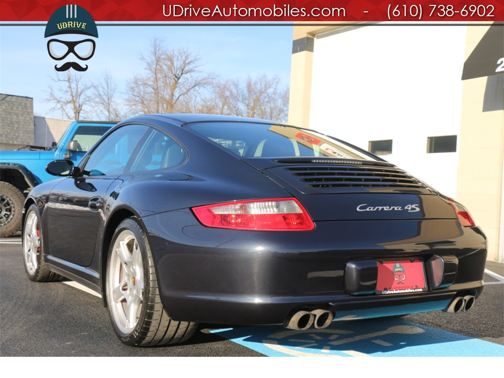 2008 Porsche 911 Carrera 4S Coupe 6 Speed Sport Chrono 997 - Photo 9 - West Chester, PA 19382