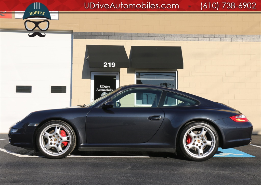 2008 Porsche 911 Carrera 4S Coupe 6 Speed Sport Chrono 997 - Photo 1 - West Chester, PA 19382