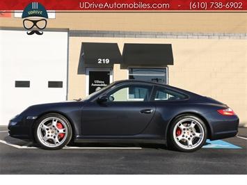 2008 Porsche 911 Carrera 4S Coupe 6 Speed Sport Chrono 997 Coupe
