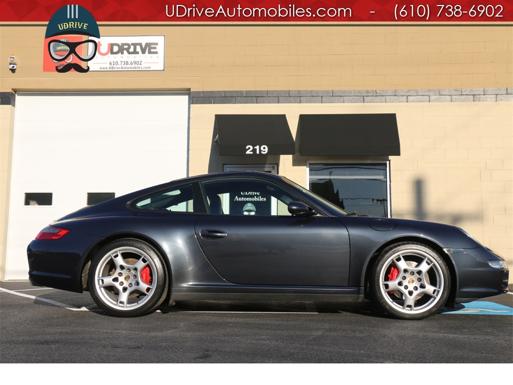 2008 Porsche 911 Carrera 4S Coupe 6 Speed Sport Chrono 997 - Photo 5 - West Chester, PA 19382