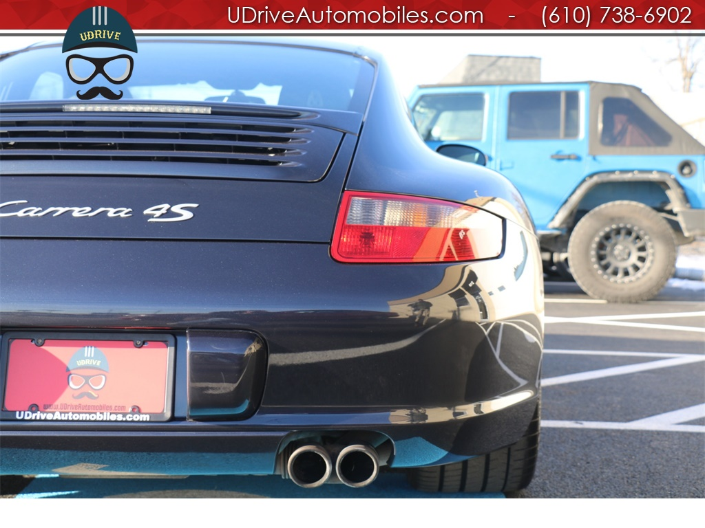 2008 Porsche 911 Carrera 4S Coupe 6 Speed Sport Chrono 997 - Photo 7 - West Chester, PA 19382