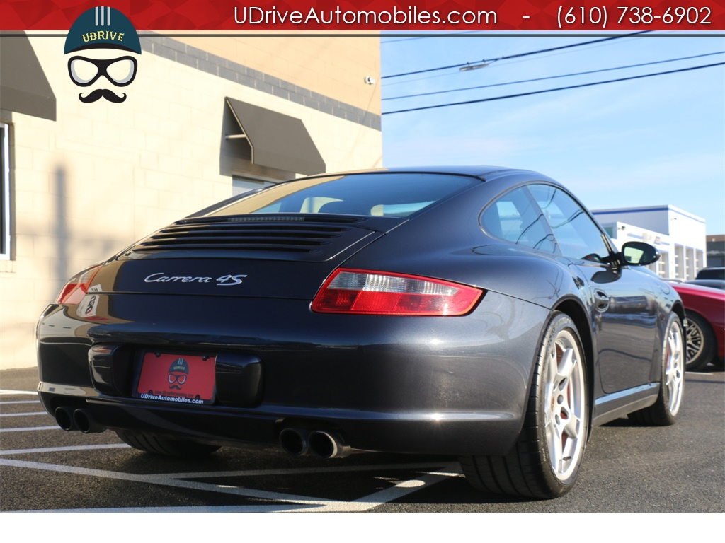 2008 Porsche 911 Carrera 4S Coupe 6 Speed Sport Chrono 997 - Photo 6 - West Chester, PA 19382