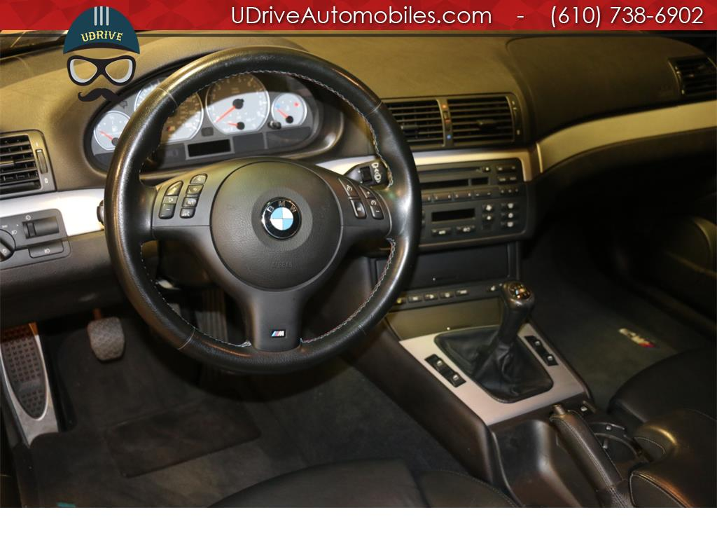 2003 BMW M3 6 Speed Manual Service History 19 in Wheels HK - Photo 21 - West Chester, PA 19382