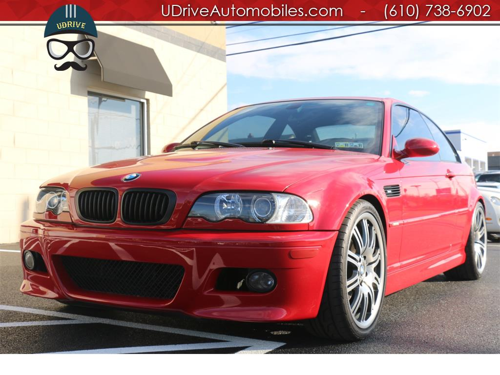 2003 BMW M3 6 Speed Manual Service History 19 in Wheels HK - Photo 3 - West Chester, PA 19382