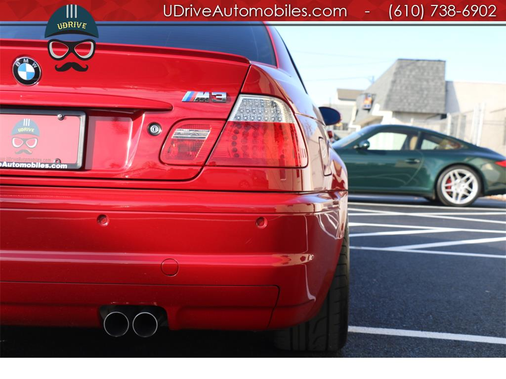 2003 BMW M3 6 Speed Manual Service History 19 in Wheels HK - Photo 13 - West Chester, PA 19382