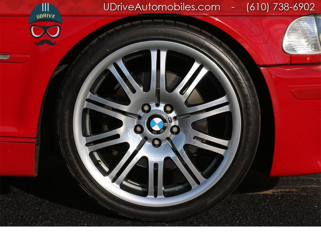 2003 BMW M3 6 Speed Manual Service History 19 in Wheels HK - Photo 30 - West Chester, PA 19382