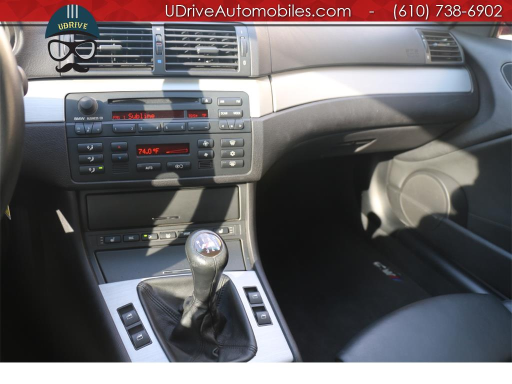 2003 BMW M3 6 Speed Manual Service History 19 in Wheels HK - Photo 23 - West Chester, PA 19382