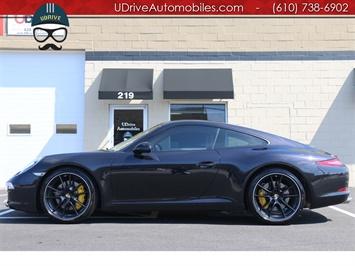 2013 Porsche 911 991S $153k MSRP PCCB Adap Sport Sts Burmester PSE Coupe