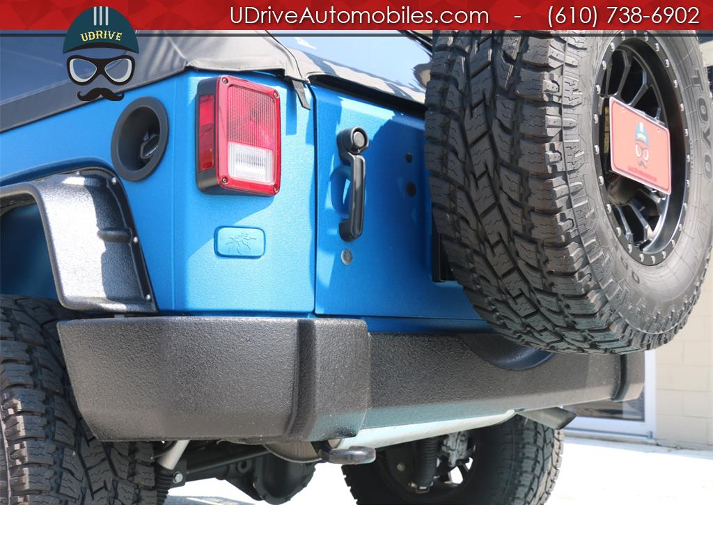 2016 Jeep Wrangler Unlimited Sport Lifted Customized Inside and Out - Photo 13 - West Chester, PA 19382