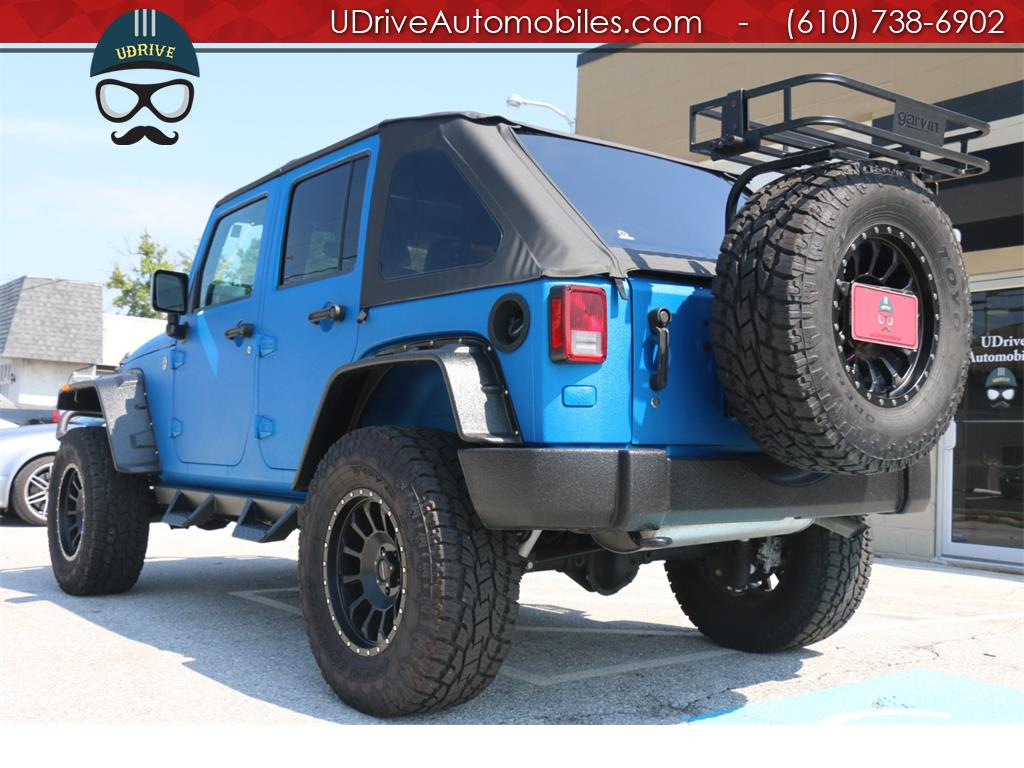 2016 Jeep Wrangler Unlimited Sport Lifted Customized Inside and Out - Photo 15 - West Chester, PA 19382