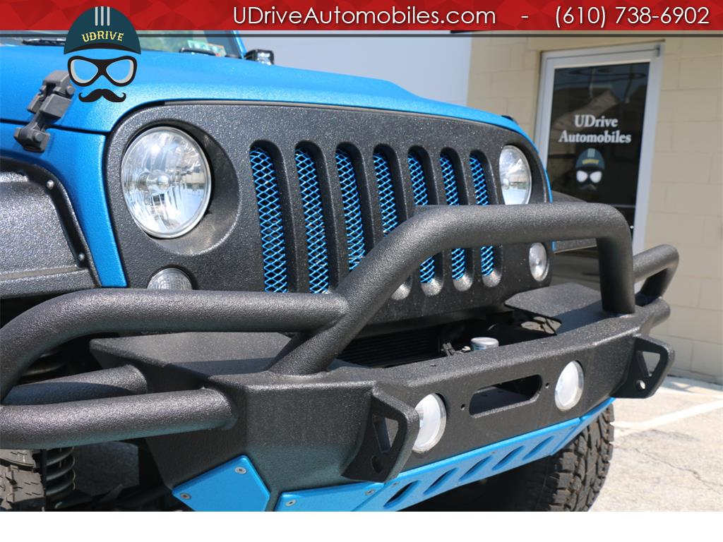 2016 Jeep Wrangler Unlimited Sport Lifted Customized Inside and Out - Photo 7 - West Chester, PA 19382