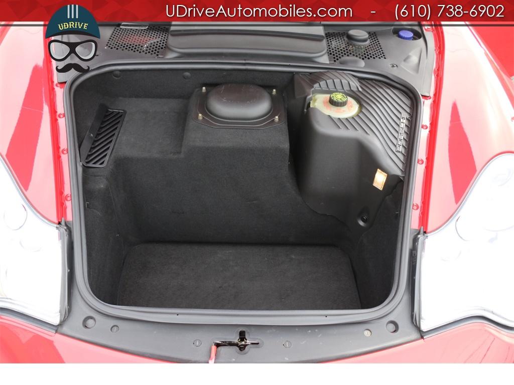 2003 Porsche 911 25k Miles Turbo Coupe 6 Speed X50 Turbo Power Kit! - Photo 31 - West Chester, PA 19382