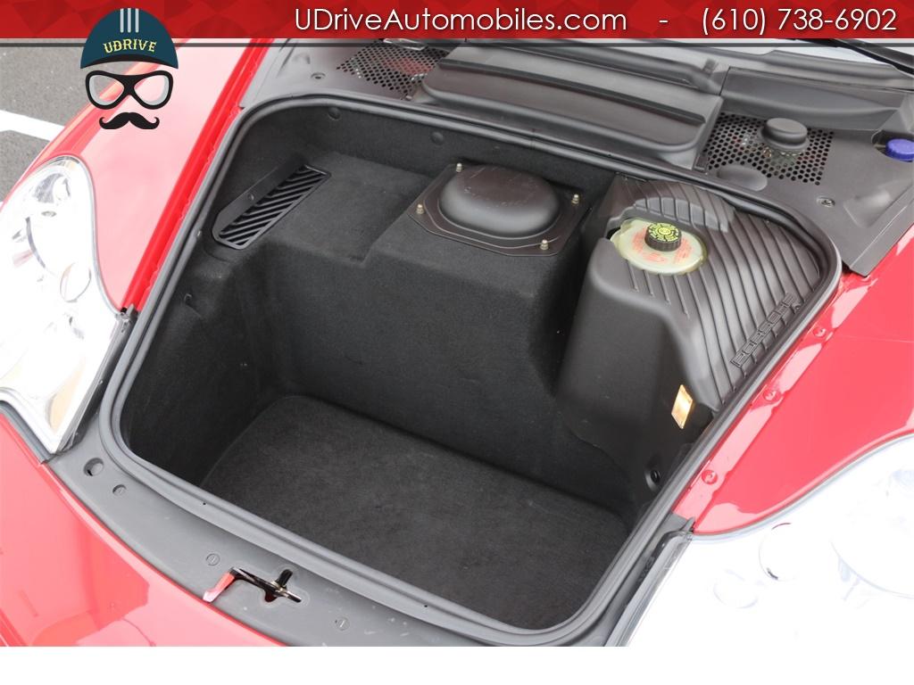 2003 Porsche 911 25k Miles Turbo Coupe 6 Speed X50 Turbo Power Kit! - Photo 30 - West Chester, PA 19382