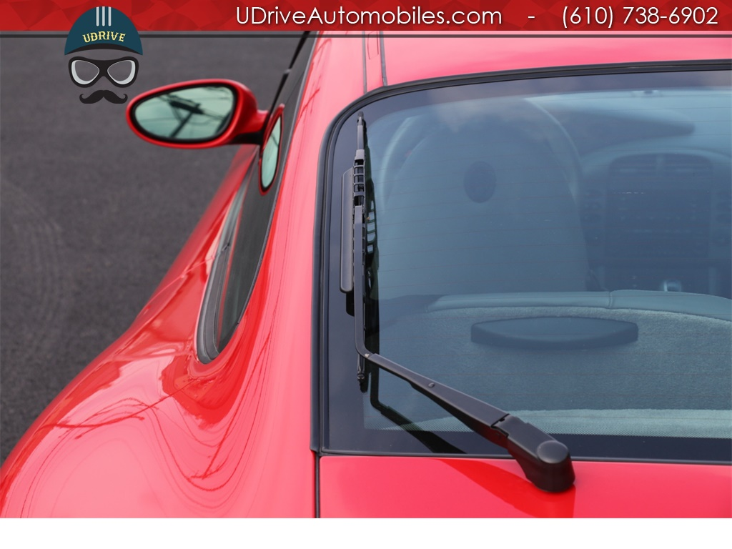 2003 Porsche 911 25k Miles Turbo Coupe 6 Speed X50 Turbo Power Kit! - Photo 14 - West Chester, PA 19382