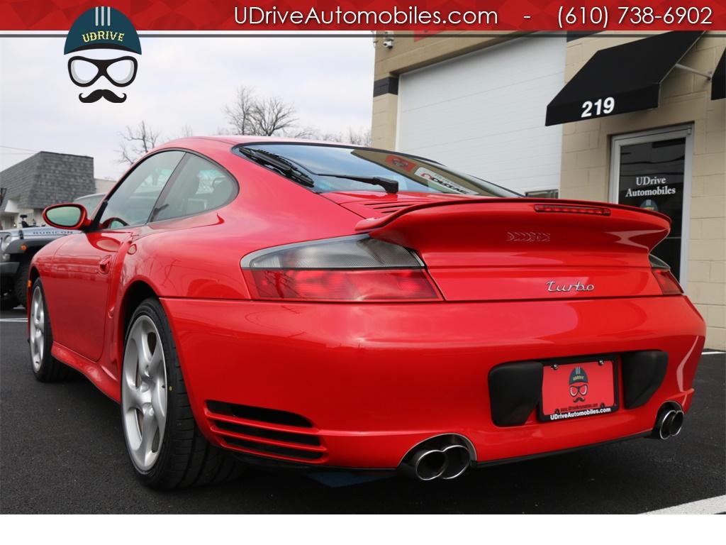 2003 Porsche 911 25k Miles Turbo Coupe 6 Speed X50 Turbo Power Kit! - Photo 16 - West Chester, PA 19382