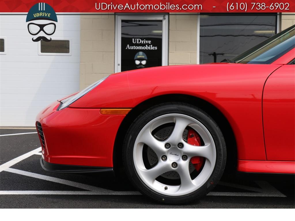 2003 Porsche 911 25k Miles Turbo Coupe 6 Speed X50 Turbo Power Kit! - Photo 3 - West Chester, PA 19382