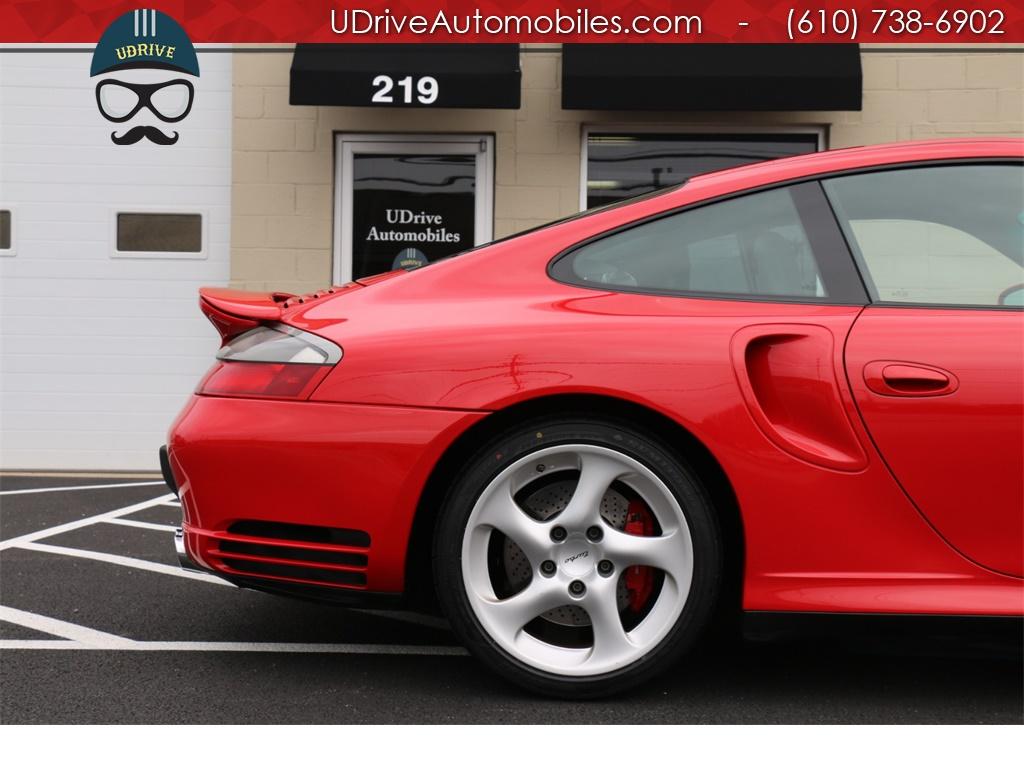 2003 Porsche 911 25k Miles Turbo Coupe 6 Speed X50 Turbo Power Kit! - Photo 11 - West Chester, PA 19382