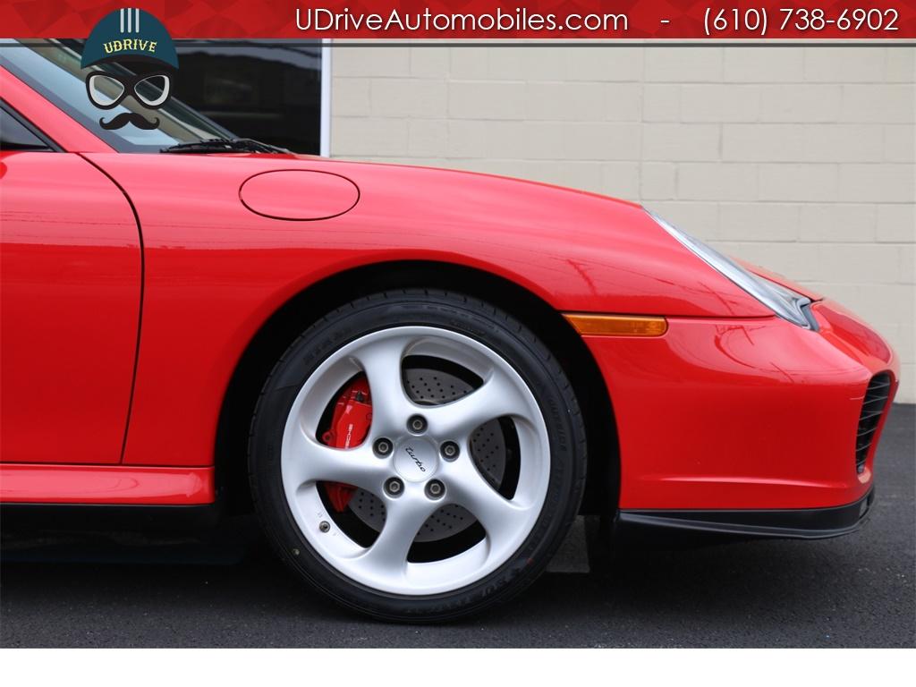 2003 Porsche 911 25k Miles Turbo Coupe 6 Speed X50 Turbo Power Kit! - Photo 9 - West Chester, PA 19382