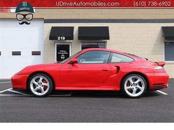 2003 Porsche 911 25k Miles Turbo Coupe 6 Speed X50 Turbo Power Kit! Coupe