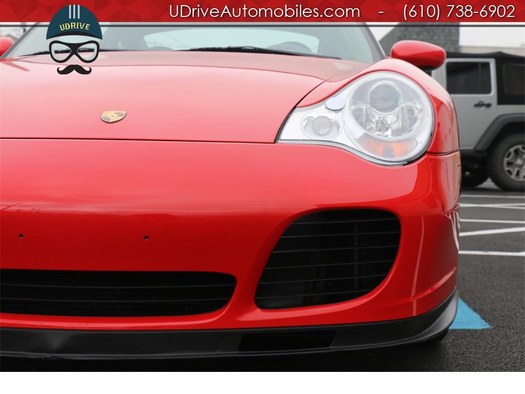 2003 Porsche 911 25k Miles Turbo Coupe 6 Speed X50 Turbo Power Kit! - Photo 5 - West Chester, PA 19382