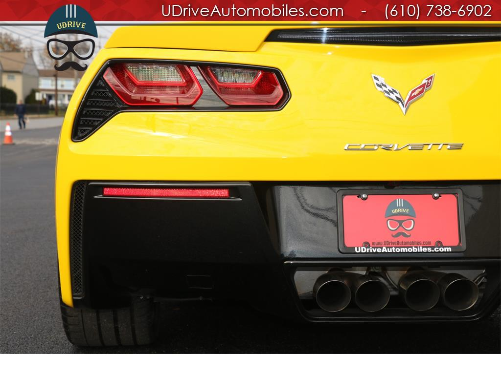 2015 Chevrolet Corvette Stingray 2LT ZF1 Appearance Vent Sts $67,850 MSRP! - Photo 15 - West Chester, PA 19382