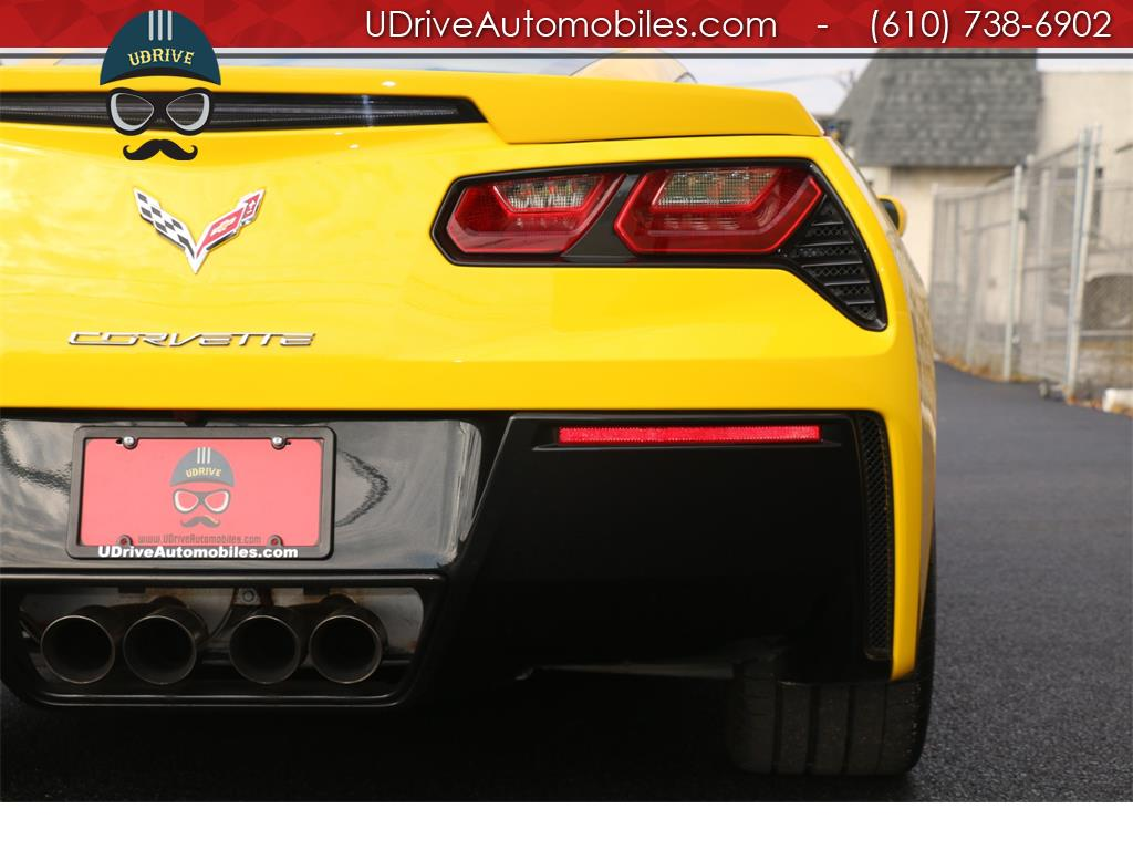 2015 Chevrolet Corvette Stingray 2LT ZF1 Appearance Vent Sts $67,850 MSRP! - Photo 13 - West Chester, PA 19382