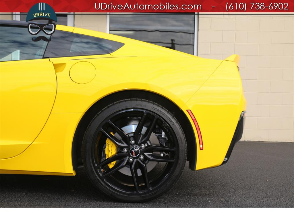 2015 Chevrolet Corvette Stingray 2LT ZF1 Appearance Vent Sts $67,850 MSRP! - Photo 17 - West Chester, PA 19382