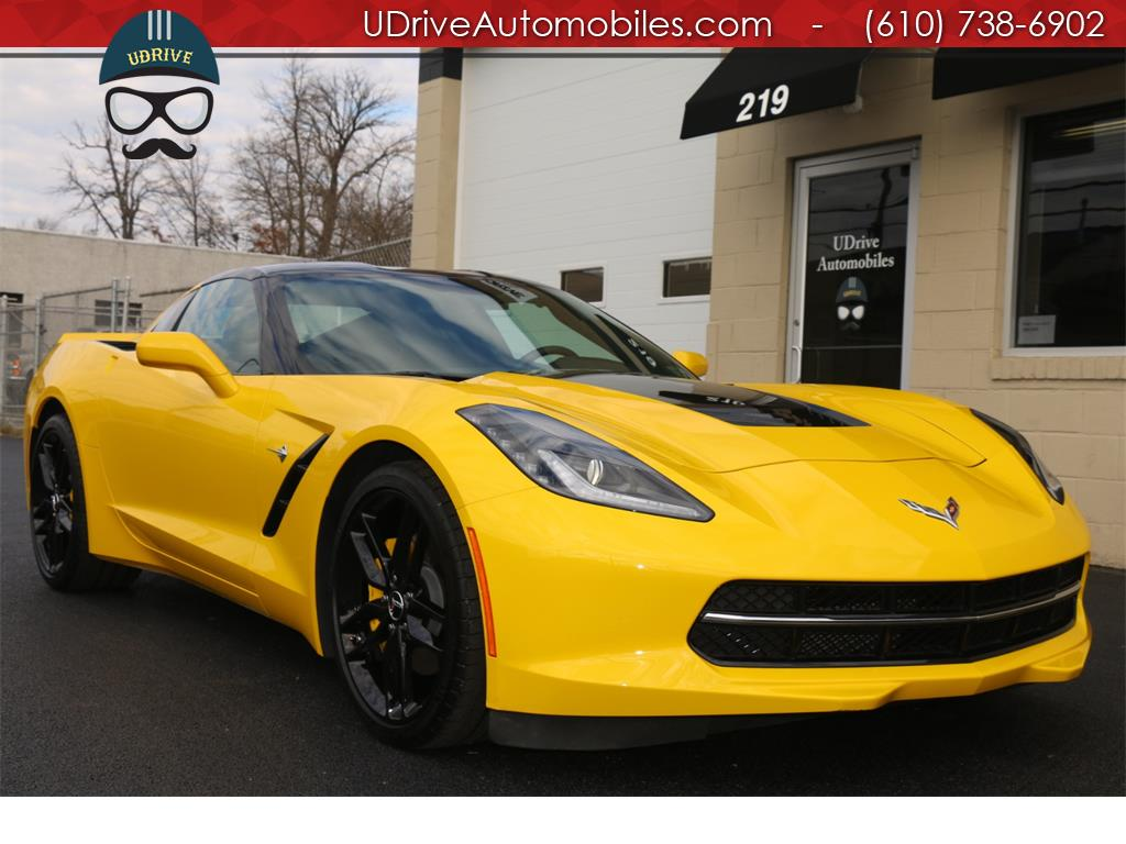 2015 Chevrolet Corvette Stingray 2LT ZF1 Appearance Vent Sts $67,850 MSRP! - Photo 7 - West Chester, PA 19382