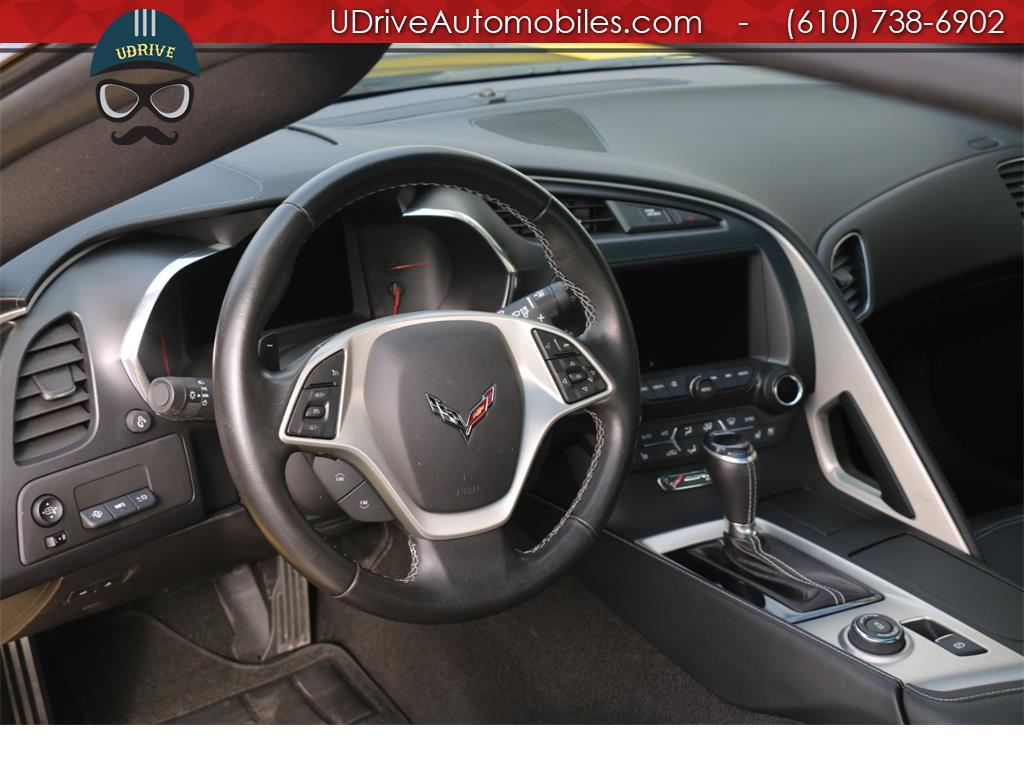 2015 Chevrolet Corvette Stingray 2LT ZF1 Appearance Vent Sts $67,850 MSRP! - Photo 22 - West Chester, PA 19382
