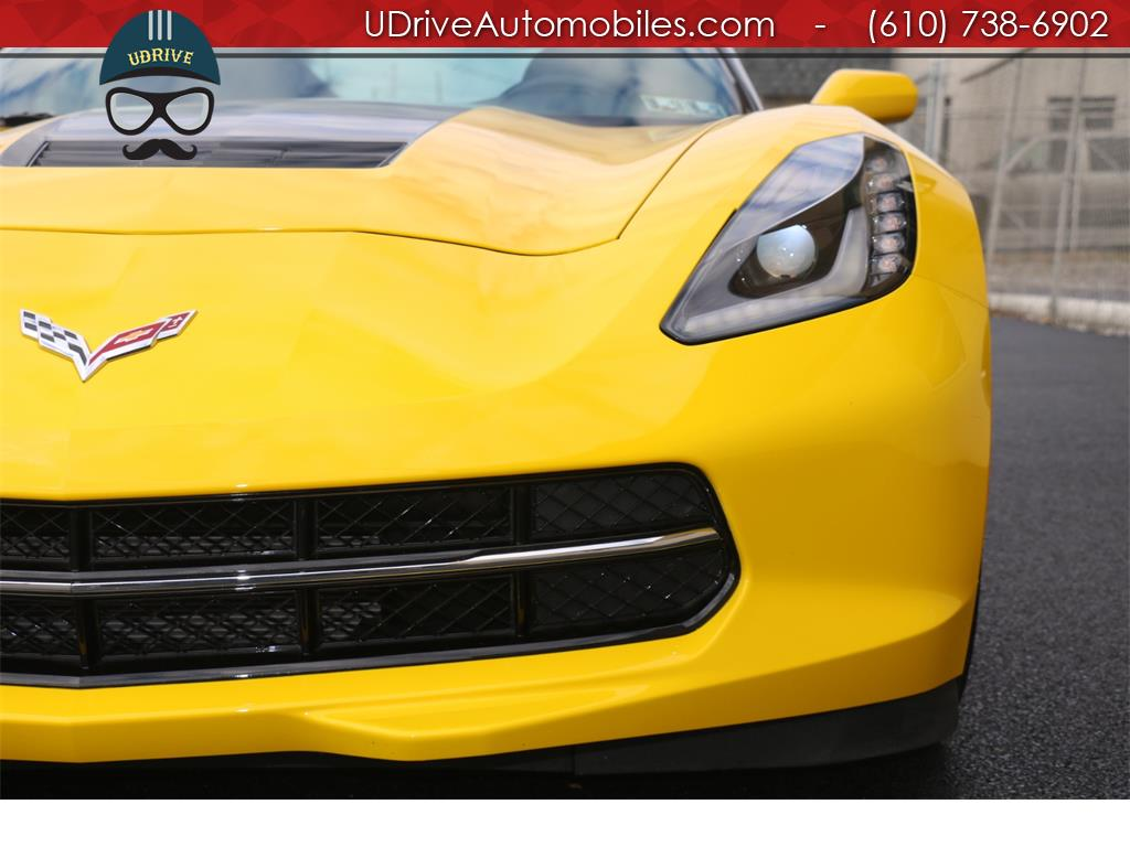 2015 Chevrolet Corvette Stingray 2LT ZF1 Appearance Vent Sts $67,850 MSRP! - Photo 3 - West Chester, PA 19382