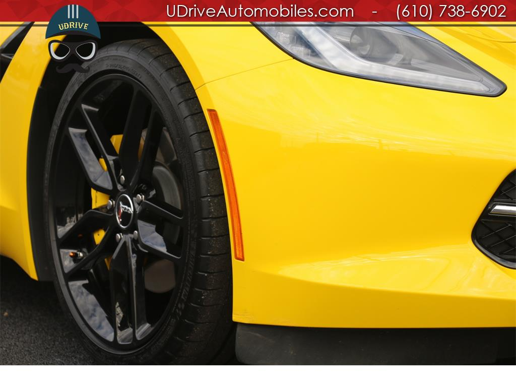 2015 Chevrolet Corvette Stingray 2LT ZF1 Appearance Vent Sts $67,850 MSRP! - Photo 9 - West Chester, PA 19382