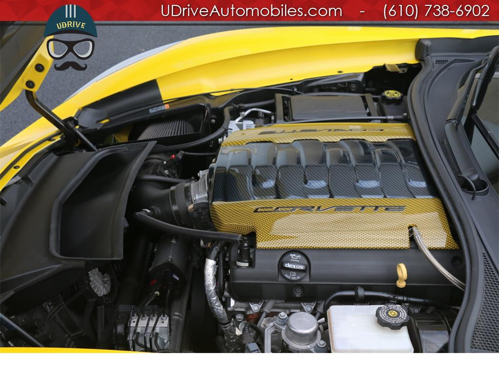 2015 Chevrolet Corvette Stingray 2LT ZF1 Appearance Vent Sts $67,850 MSRP! - Photo 36 - West Chester, PA 19382