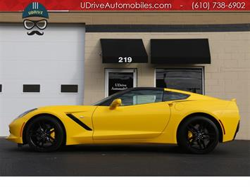 2015 Chevrolet Corvette Stingray 2LT ZF1 Appearance Vent Sts $67,850 MSRP! Coupe