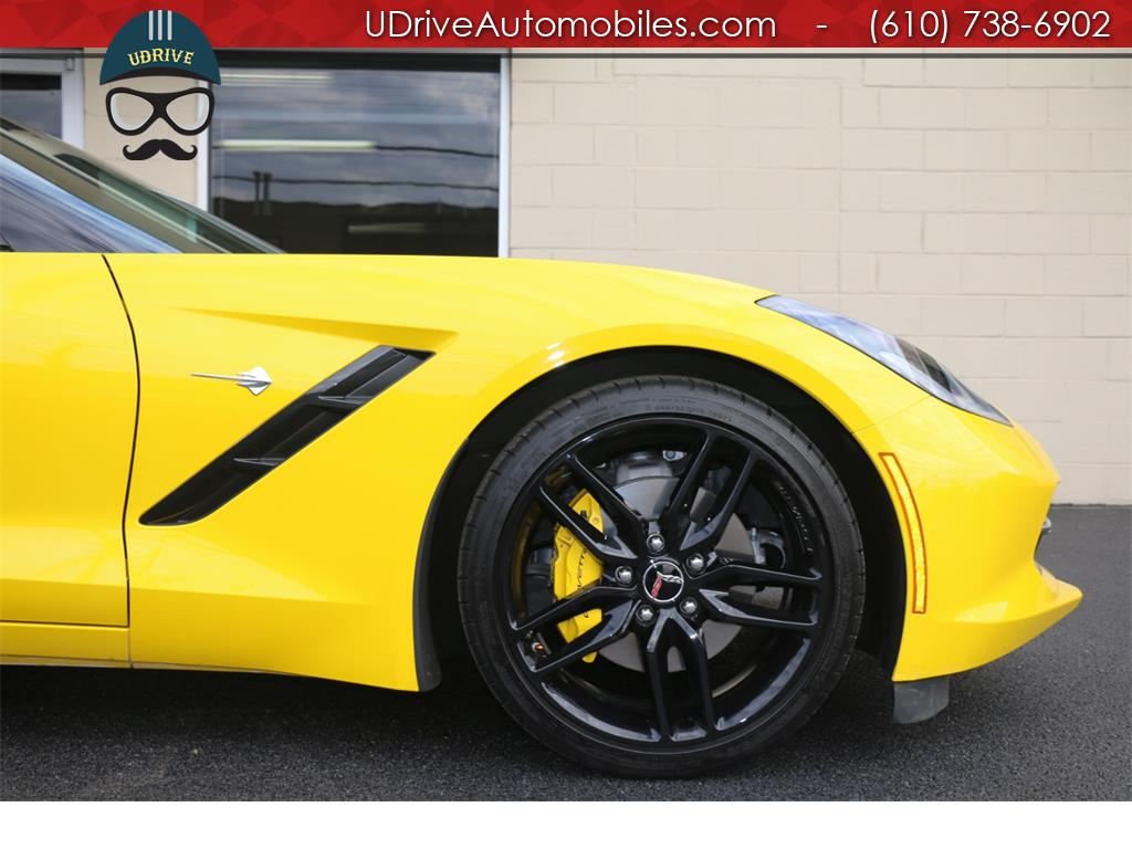 2015 Chevrolet Corvette Stingray 2LT ZF1 Appearance Vent Sts $67,850 MSRP! - Photo 10 - West Chester, PA 19382