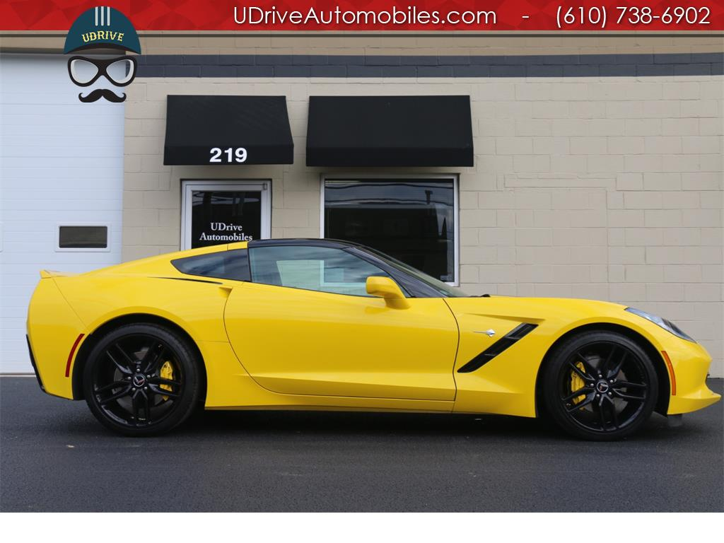 2015 Chevrolet Corvette Stingray 2LT ZF1 Appearance Vent Sts $67,850 MSRP! - Photo 11 - West Chester, PA 19382