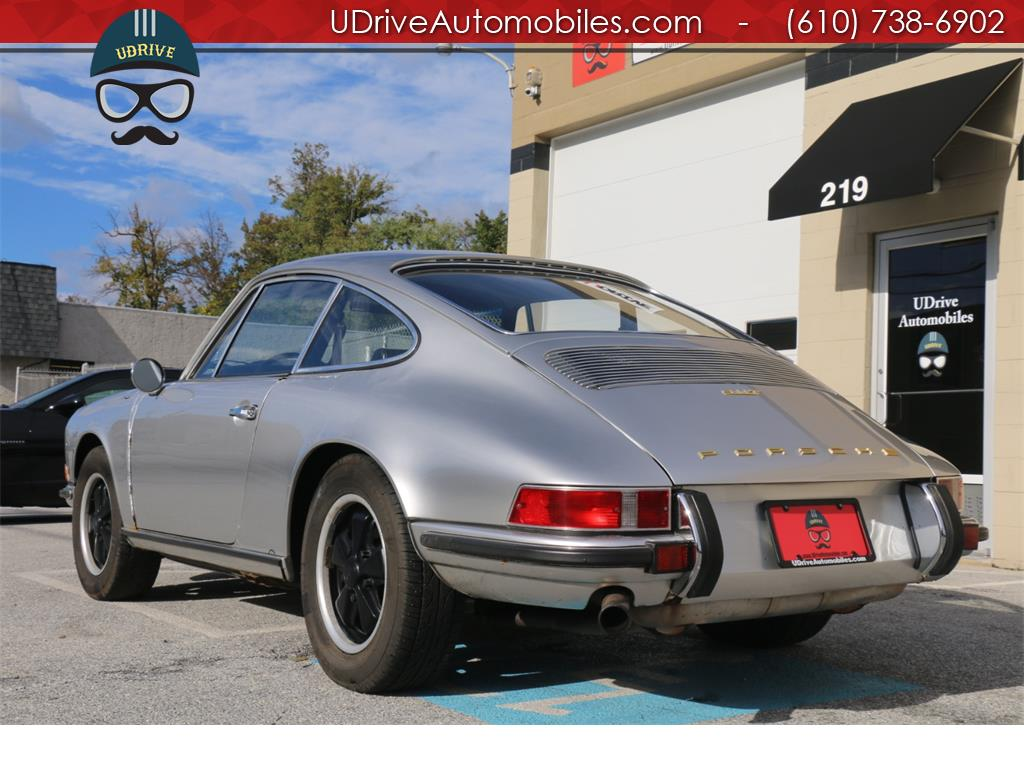 1970 Porsche 911 911T Detailed Service History 1 Owner Video - Photo 12 - West Chester, PA 19382