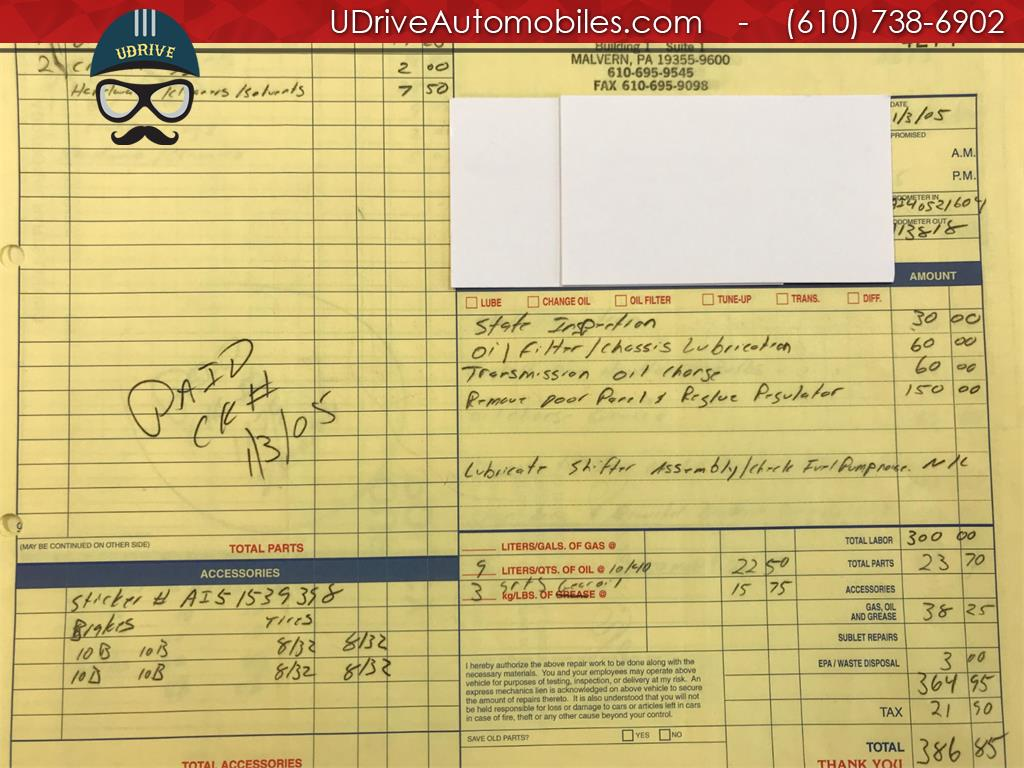 1970 Porsche 911 911T Detailed Service History 1 Owner Video - Photo 49 - West Chester, PA 19382
