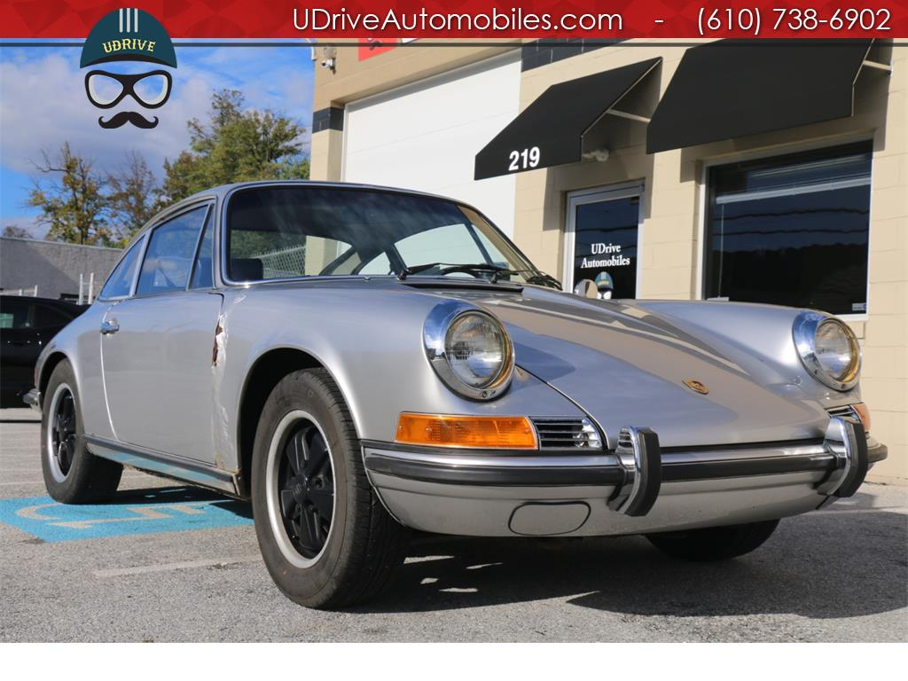 1970 Porsche 911 911T Detailed Service History 1 Owner Video - Photo 4 - West Chester, PA 19382