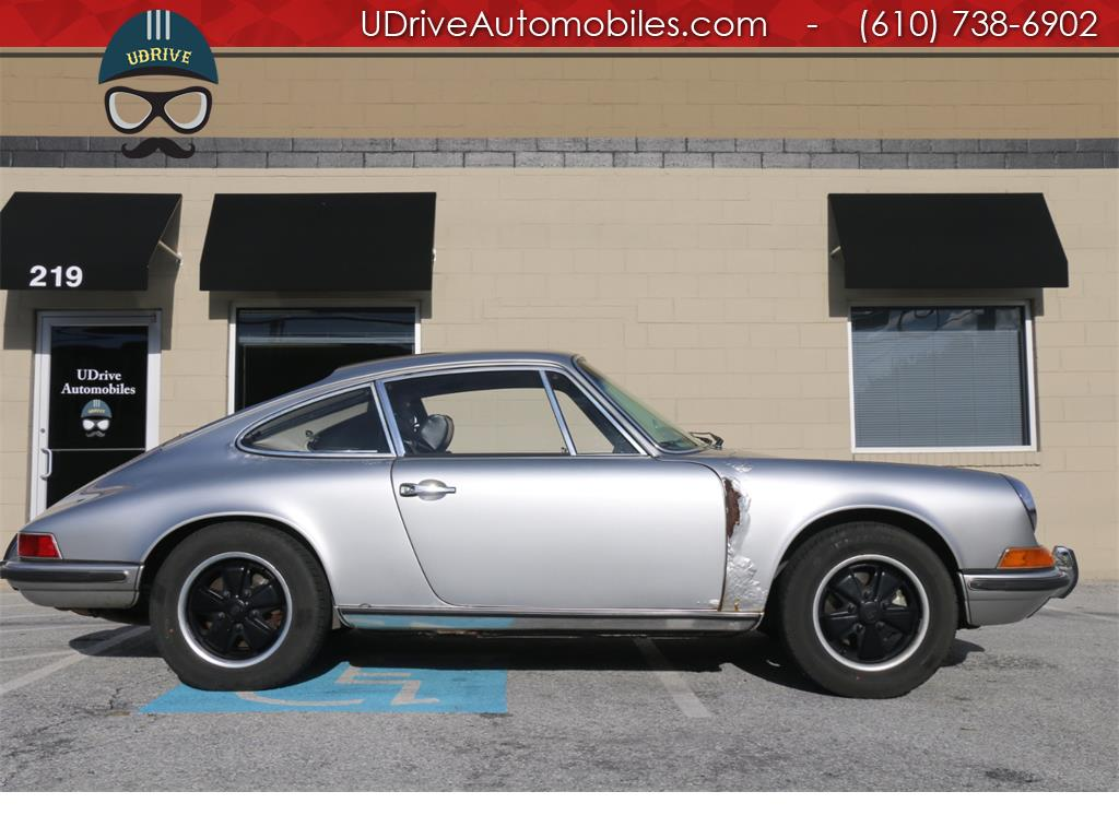 1970 Porsche 911 911T Detailed Service History 1 Owner Video - Photo 6 - West Chester, PA 19382