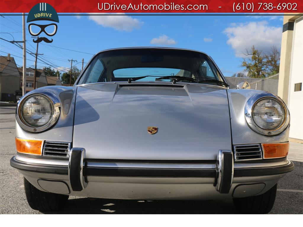 1970 Porsche 911 911T Detailed Service History 1 Owner Video - Photo 3 - West Chester, PA 19382