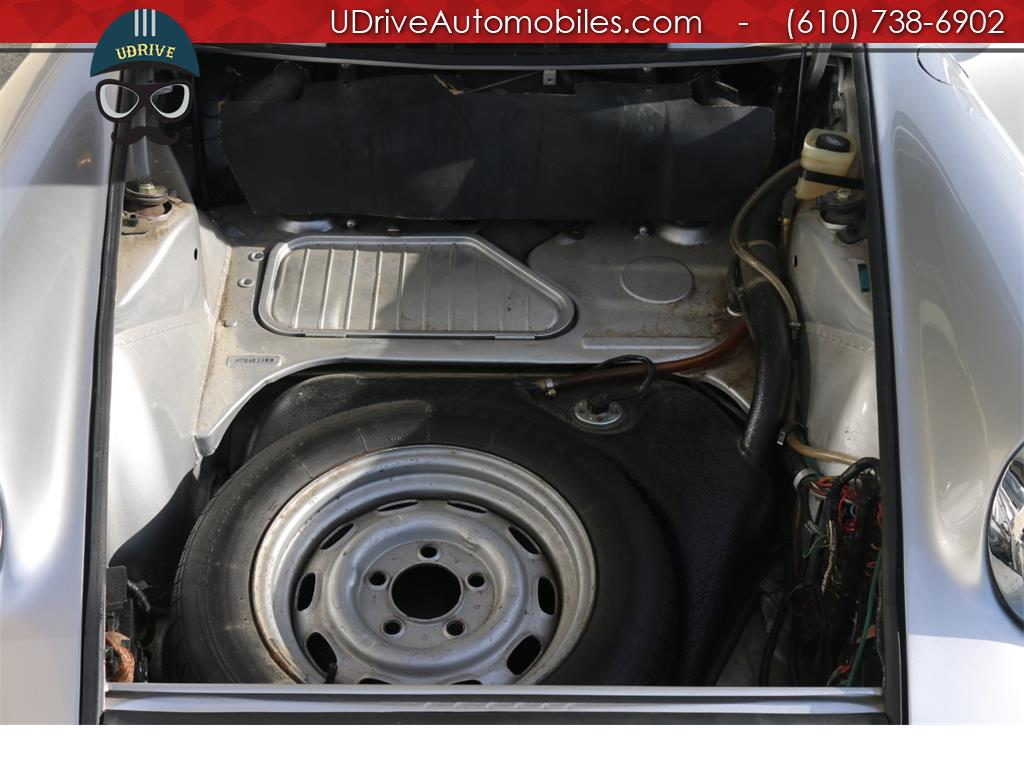 1970 Porsche 911 911T Detailed Service History 1 Owner Video - Photo 25 - West Chester, PA 19382
