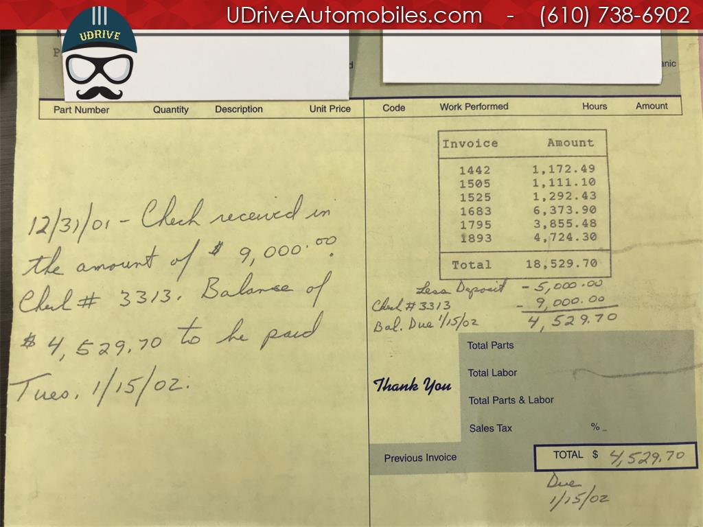 1970 Porsche 911 911T Detailed Service History 1 Owner Video - Photo 58 - West Chester, PA 19382