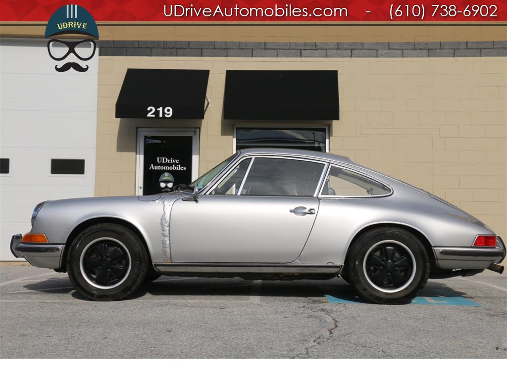 1970 Porsche 911 911T Detailed Service History 1 Owner Video - Photo 1 - West Chester, PA 19382