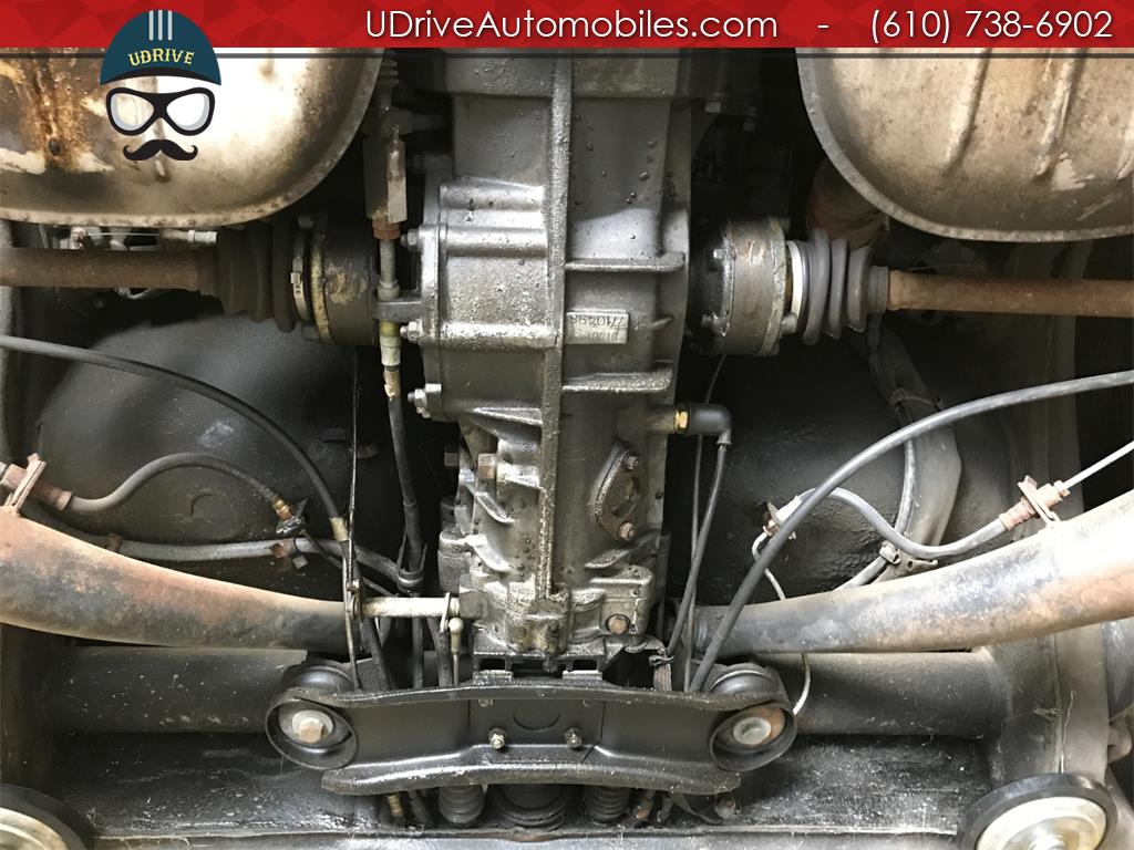 1970 Porsche 911 911T Detailed Service History 1 Owner Video - Photo 30 - West Chester, PA 19382