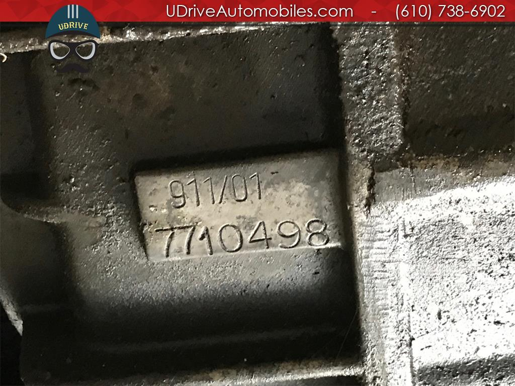 1970 Porsche 911 911T Detailed Service History 1 Owner Video - Photo 33 - West Chester, PA 19382