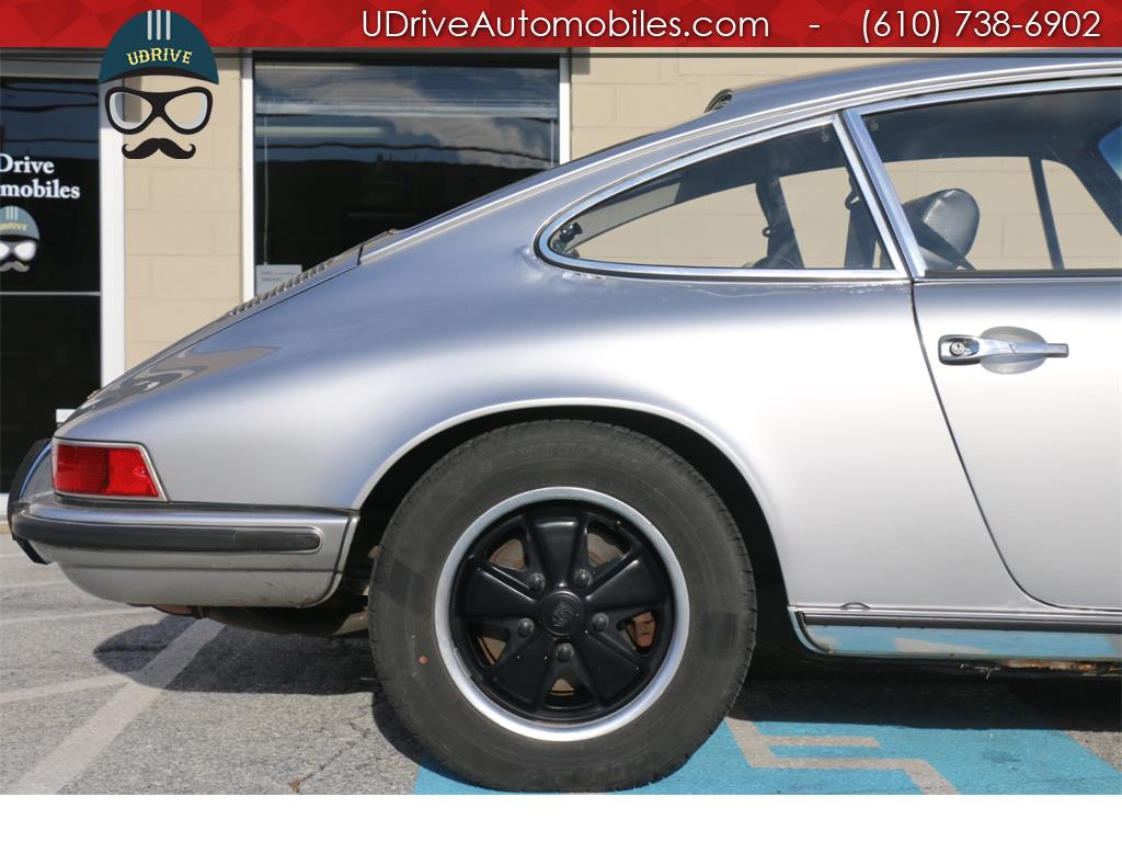 1970 Porsche 911 911T Detailed Service History 1 Owner Video - Photo 8 - West Chester, PA 19382
