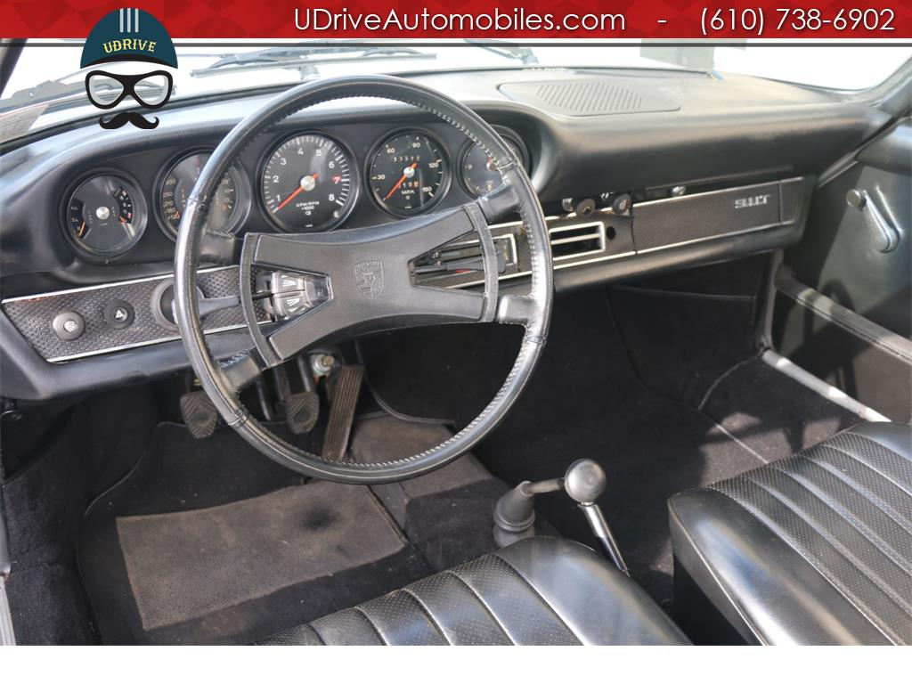 1970 Porsche 911 911T Detailed Service History 1 Owner Video - Photo 19 - West Chester, PA 19382